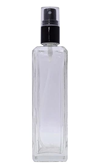b2e26e6431c9 Amazon.com : Empty Clear Perfume Atomizer Spray Bottles Refillable ...