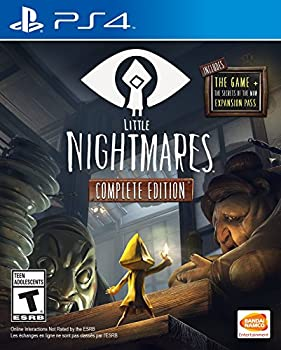 Little Nightmares Complete Edition for PS4 or Xbox One