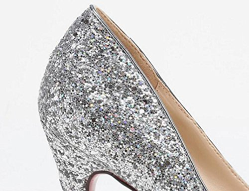 Cendrillon Talons Cristal Chaussures Fin De Sandales Marie rqraFB5
