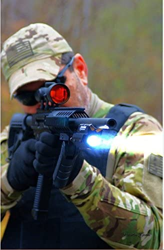 Stik N Shoot 3 Tactical White Self-defense Light