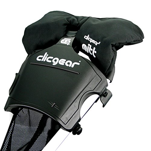 Clicgear Mitts - Waterproof Windproof Mittens for Golf Push Pull Carts