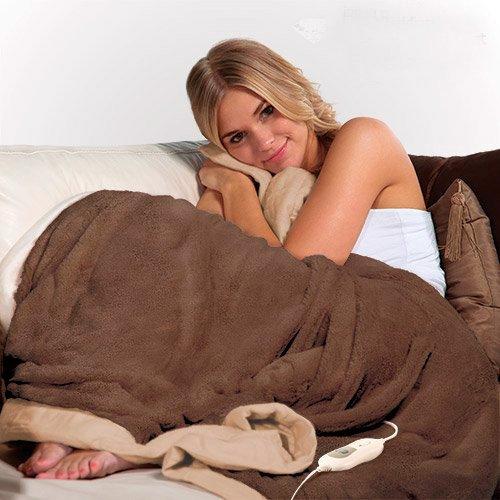 Cecotec Recolax Blanket - Manta eléctrica: Amazon.es: Salud y cuidado personal