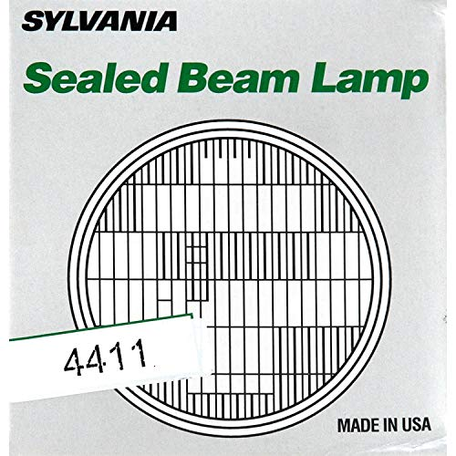 (SYLVANIA 4411 Sealed Beam Headlight (4.5