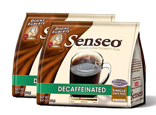 senseo decaf coffee pods - 3