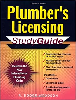 Plumber's Licensing: Study Guide