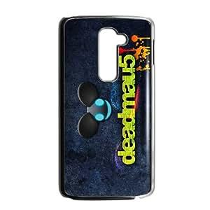 Deadmau5 theme pattern design For LG G2 Phone Case
