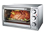 AMERICAN MICRONIC - 28 Liters Imported Oven Toaster Griller (OTG), 230V AC, 1500W, 60 Minutes timer, Variable temperature control. Wire Rack- AMI-OTG-28LDx