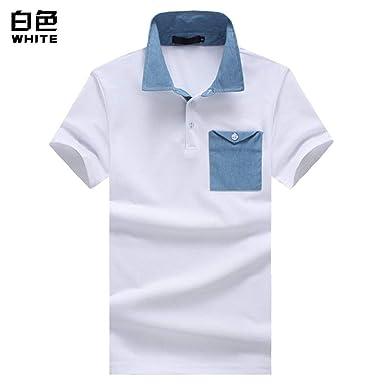 Camisa De Polo Casual para Hombre Camisa De Tamaños Cómodos Polo ...