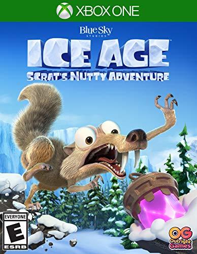 Ice Age: Scrat's Nutty Adventure - Xbox ()