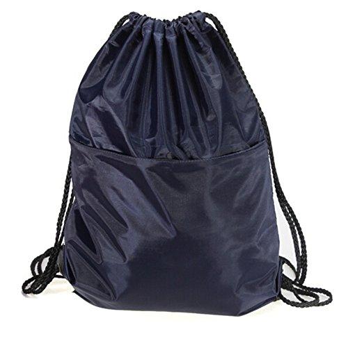 Edealing ( TM ) 1個スポーツジム巾着バッグSwimダンス防水バックパック旅行学校ブックバッグ B017NF6S0U