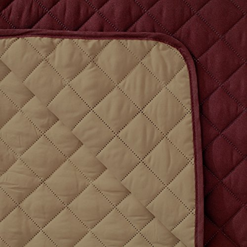 Deluxe Quilted Protector. Fresh in One. By Fashion Designs Brand.