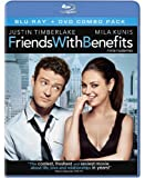 Friends with Benefits Bilingual - Blu-Ray/ Combo Pack