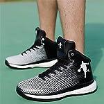 Scarpe-da-basket-da-uomo-con-alta-luce-ammortizzanti-anti-skid-traspiranti-per-attivita-allaperto-e-per-bambini-Bianco-nero-e-bianco-0821-36-EU