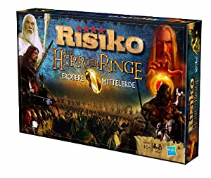 Winning Moves 10616 - Risiko - Herr der Ringe