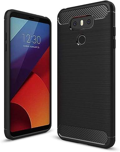 Coque LG G6 by BRCS | Design haut de gamme, protecteur, absorption des chocs, TPU souple