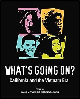 Whats going on california and the vietnam era marcia a eymann whats going on california and the vietnam era 3860 free shipping fandeluxe Gallery