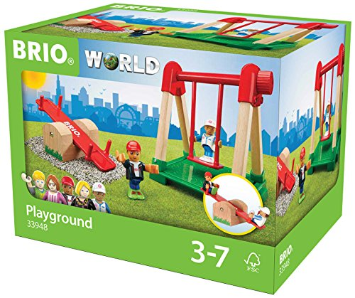BRIO Playground Set Only $14.90 (Was $29.99)