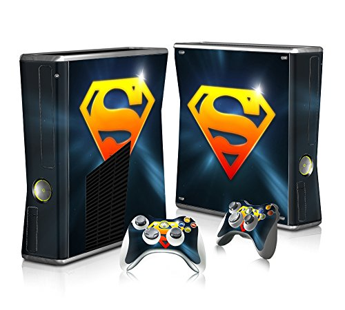 xbox 360 skins for fat console - 2