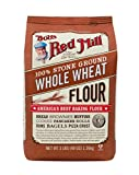 Bob's Red Mill Whole Wheat Flour, 48 Ounce (Pack of 4)