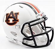 Auburn Tigers Riddell Speed Mini Replica Chrome Football Helmet
