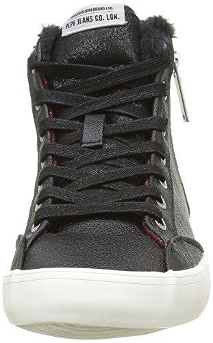 Pepe Jeans Clinton - Zapatillas de deporte Mujer Negro