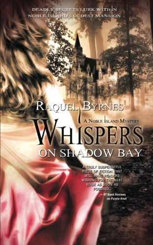 book cover of Whispers on Shadow Bay
