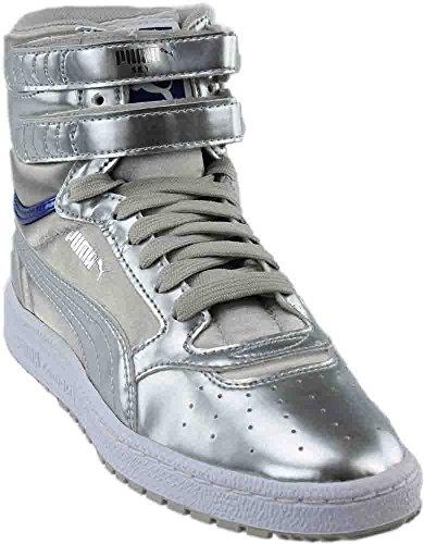 II Sky Hi Puma Sneakers Gray Violet Violet Gray Women Explosive 1ZFwdq