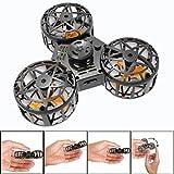 YJYdada Tiny Toy Drone Flying Fidget Spinner Stress Relief Gift Flying Gyroscop Toy