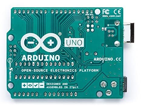 Robo India UNO-R3 Arduino Uno R3 -, Original Made in Italy