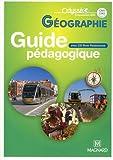 Géographie CM1-CM2 : Guide pédagogique (1Cédérom)
