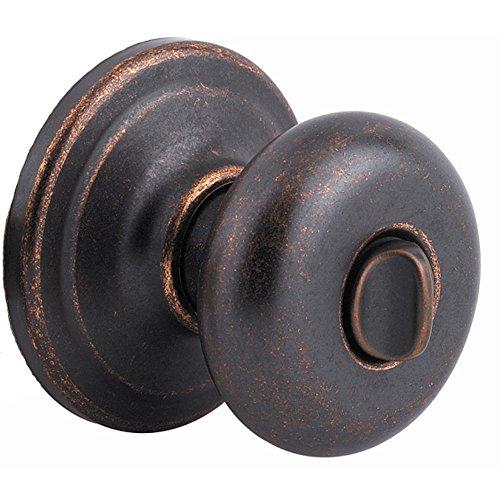 730J 501 CP Juno Cama / Bath Knob, bronce rústico