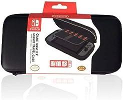 Case Bolsa Estojo De Viagem Capa De Proteção Nintendo Switch - Preto