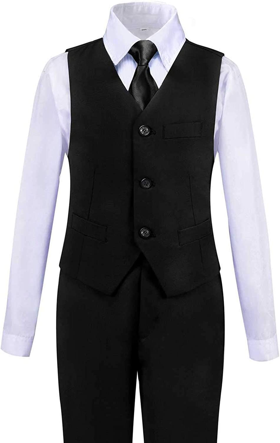 Baby Boys Formal 5 Piece Dress Suit