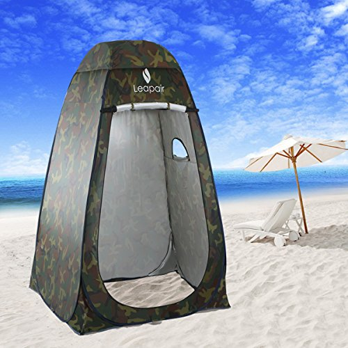 Leapair Instant Pop-Up Privacy Tent (Camouflage)