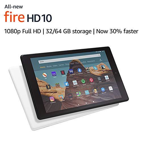 Amazon Fire HD 10 Tablet  32Gb 10.1 inch screen