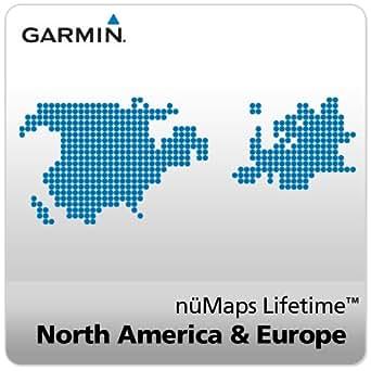 Garmin n Maps Lifetime Map Update for North America Europe