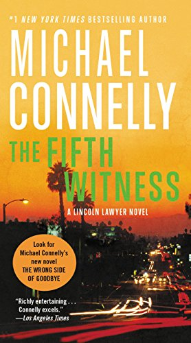 The Fifth Witness (Mickey Haller Book - 4 Brass Finish English