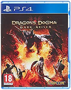 Capcom Dragons Dogma Dark Arisen HD PS4