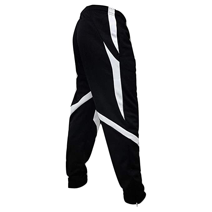 0ede16f2d5 Pantaloni Sportivi Lunghi Casuali da Uomo Pantaloni da Palestra Slim Fit  Pantaloni da Jogging Gym Pantaloni