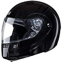 Studds Full Face Helmet Ninja 3G (Eco Black, L)