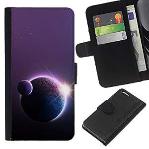 KingStore / Leather Etui en cuir / Apple Iphone 5C / Spazio