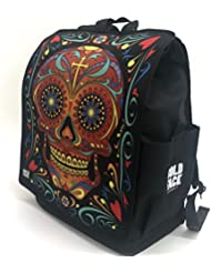 Day of the Dead / Dia de los Muertos Sugar Skull Backpack by BOLDFACE