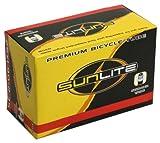 Sunlite Standard Schrader Valve Tubes, 26 x 2.35 - 2.75'' / 32mm Valve, Black