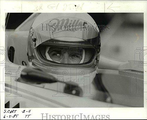 1989 Press Photo First Look- Indy 500 Winner Danny Sullivan - - First 500 Winner Indy