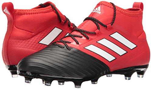 Pour Football Adidas 17 Homme Ace 2 Taquet noir nbsp;primemesh Rouge blanc Fg 1xrndrwq0