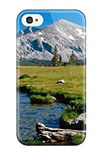 High-quality Durable Protection Case For Iphone 4/4s(nice Peaceful View )