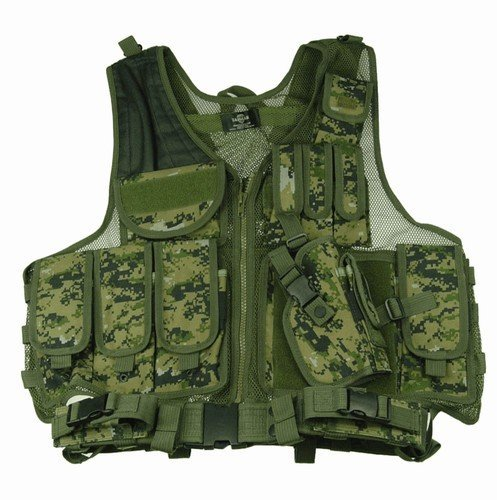 Paintball / Hunting / Airsoft Woodland Digital Camouflage De