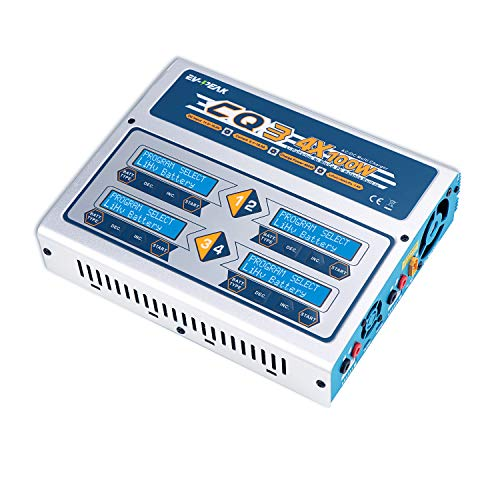 EV-PEAK CQ3 LiPo Battery Balance Charger
