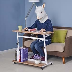 Amazon.com: Escritorio para ordenador con escritorio para el ...
