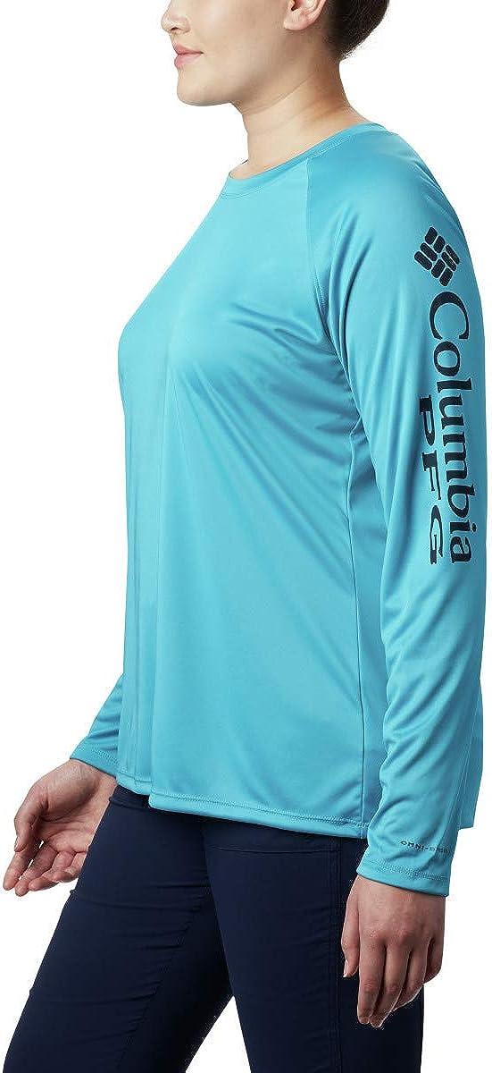 Columbia Womens Tidal Tee II Long Sleeve